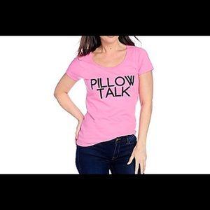 Tops - Pillow Talk Tee Shirt